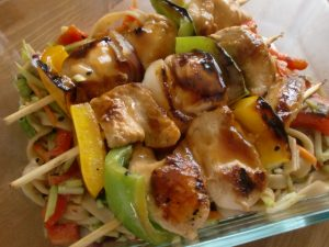 Chicken Satay by Personal Chef Amy Casey