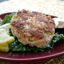 Chipotle Lump Crab Cakes