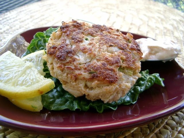 Crab Cake Meal Rusty Scupper