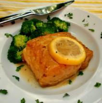 Lemon Cod Francese