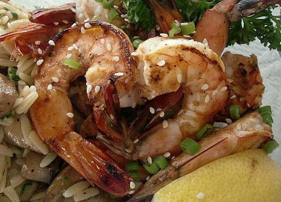 lemon bbq shrimp 12.3.14