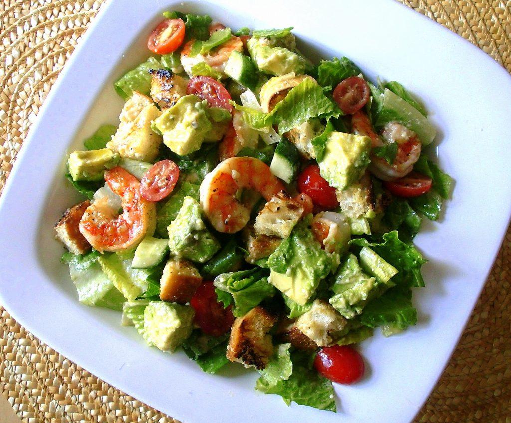 Grilled Caesar Salad Kitchen Nightmares