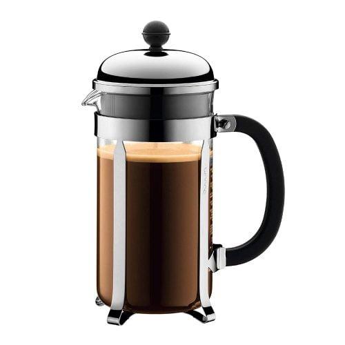 Bodum Chambord French Press Coffee Maker, 1 Liter, 34 Ounce