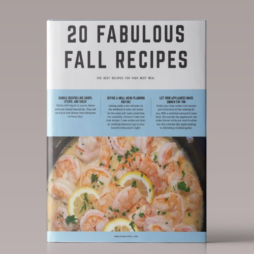 20 Fabulous Fall Recipes