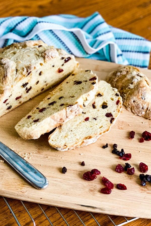 Irish soda bread made from personal chef amycaseycooks recipe
