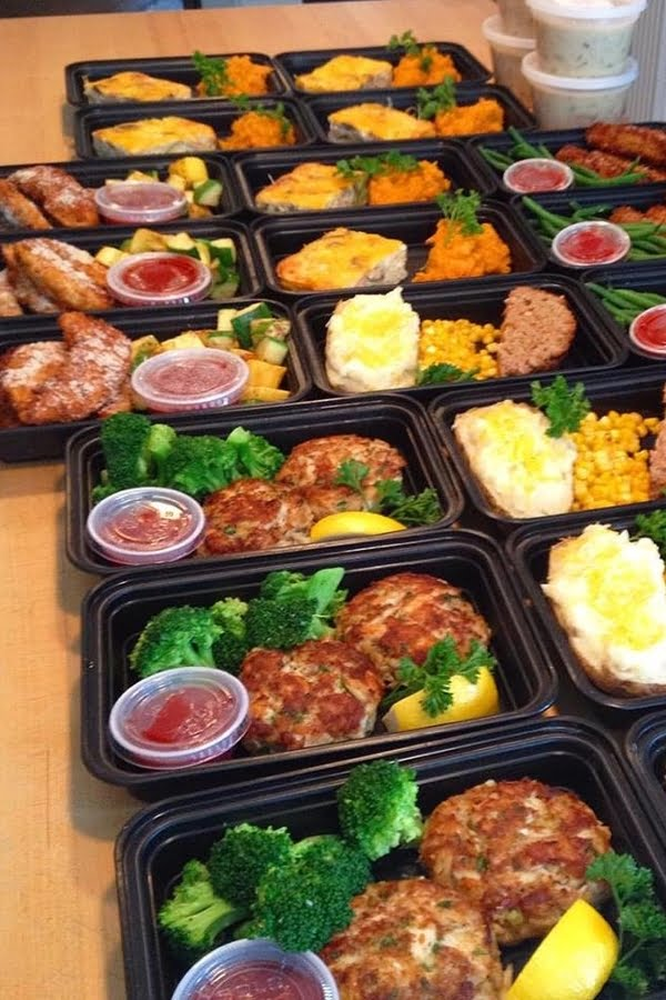 individually packaged meals by personal chef amycaseycooks